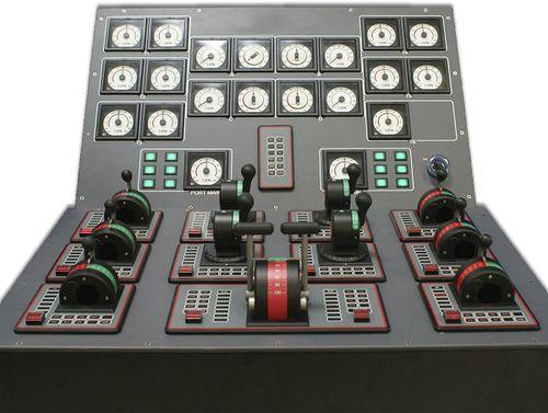 tableau de commande pour navire / pour propulseur