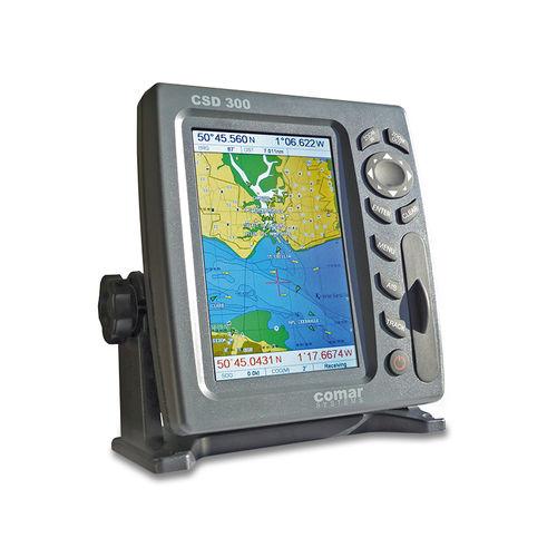 moniteur pour bateau / multifonction / système de navigation / de contrôle
