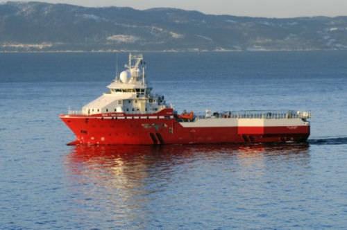 Navire de recherche sismique Thalassa BOA Offshore As