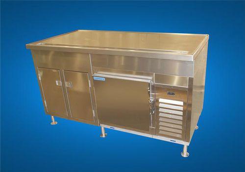 Armoire de stockage pour navire / en acier inoxydable / sur mesure BSS93487  Cospolich Refrigerator Co