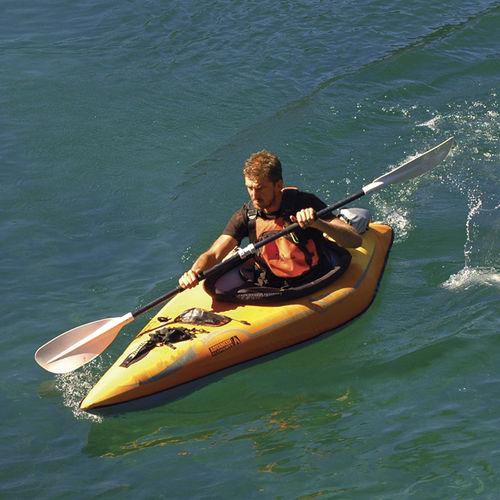 kayak gonflable / multiusage / de loisir / monoplace