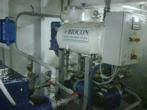 Système de traitement eaux usées / pour navire BIOCON I Techni