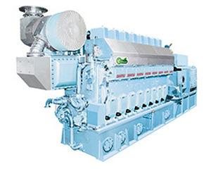 moteur auxiliaire pour navire / diesel / Tier 2
