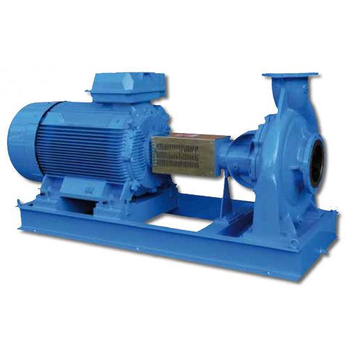 pompe pour navire / pour système de lutte contre le feu / de lubrification / eau de mer