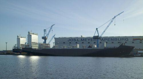 cargo porte-conteneurs / polaire