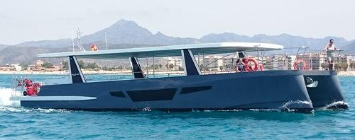 Bateau touristique catamaran 58 Passenger  Flash Catamarans