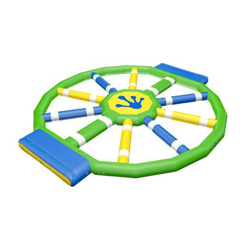 jeu aquatique haie / gonflable