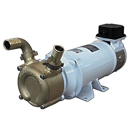 pompe pour bateau / de transfert / de cale / pour système de lutte contre le feu