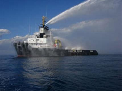pompe pour navire / pour système de lutte contre le feu