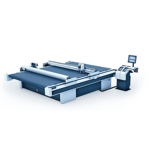 Table de découpe CNC / pour chantier naval D3 Zünd Systemtechnik