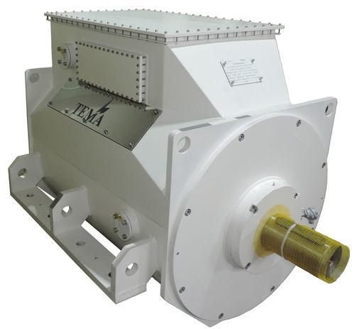 moteur pour navire / de propulsion / électrique / à aimant permanent