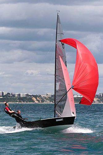Dériveur double / de régate Osprey Hartley Boats