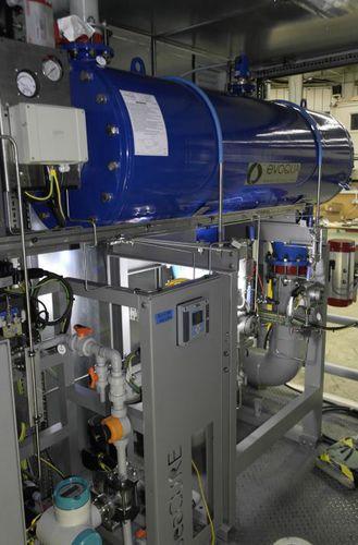 Système de traitement des eaux de ballast / pour navire SEACURE™  Evoqua Water Technologies