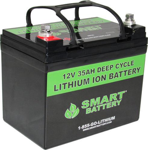 batterie à décharge profonde 12V / ions / lithium