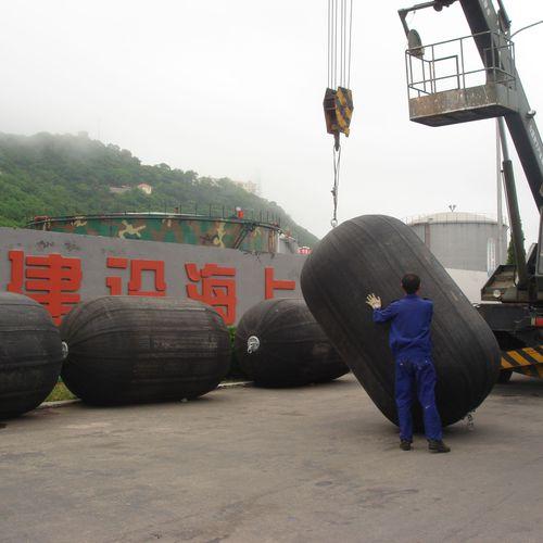 défense pour port / de quai / de ponton / cylindrique