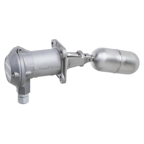 détecteur de niveau à flotteur horizontal / pour bateau / pour pompe / pour réservoir