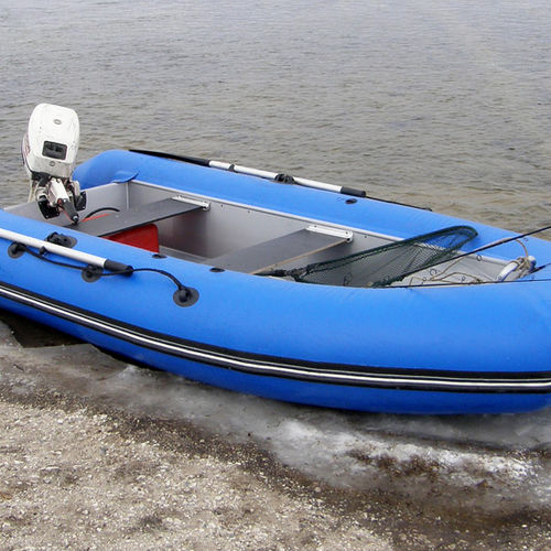 bateau pneumatique hors-bord - Vector Inflatables