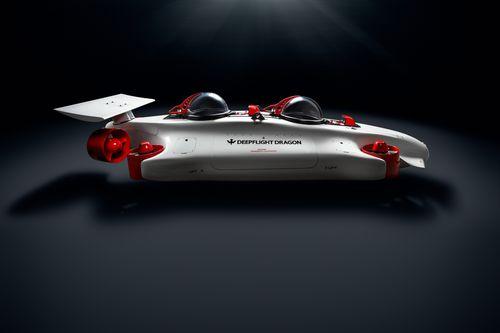 sous-marin à usage personnel / de tourisme / profondeur maximale < 100 m