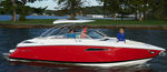 runabout in-bord / hybride / bow-rider