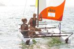 Catamaran de sport de loisir / école / multiple / simple trapèze T1  Hobie Cat USA