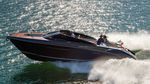 runabout in-bord / à double console / max. 8 personnes / avec cabine