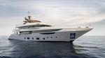 super-yacht de croisière / avec timonerie / open / 5 cabines