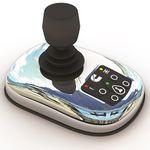 joystick pour propulseur latéral / pour bateau