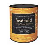 Vernis pour bateau de plaisance / pour bois / satiné / séchage rapide Seagold Pettit