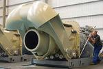 turbine hydrojet pour navire