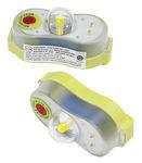 Lampe à éclats / marine / pour gilet de sauvetage / SOLAS HemiLight™3 ACR