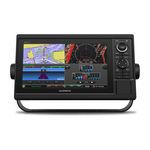 lecteur de cartes / GPS / marin / couleur