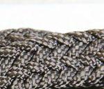 cordage amarre / tresse simple / pour voilier / âme en polyamide