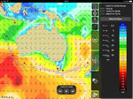 logiciel de navigation / pour navire / pour iPhone®