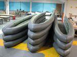flotteur pour bateaux pneumatiques
