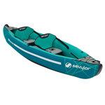 kayak sit-on-top / gonflable / de loisir / biplace