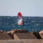 Voile de planche de race / de slalom / 8 lattes REFLEX_8 Severne Sails
