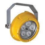 Éclairage extérieur étanche pour terminaux portuaires DLA LED Phoenix Products Company Inc