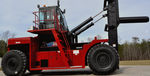 Chariot élévateur pour chantier naval / toutes roues directrices  Taylor Machine Works