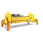 Spreader pour conteneur plein / pour portique de déchargement / télescopique / électro-hydraulique 8315 ELME Spreader AB