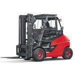 Chariot élévateur pour terminal / Ro-Ro / électrique E 60-80/900 LINDE Heavy Truck Division