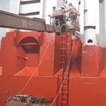 Revêtement anti-corrosion bi-composant époxy/polyamide (pour navires de commerce et bateaux professionnels) Jotaguard 690 S JOTUN