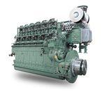 moteur pour navire lent / diesel