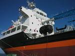 Bossoir pour navire / électrique / hydraulique / pour pare-battage  TTS Marine