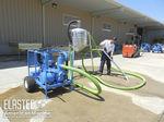 système de vide mobile / de récupération d'hydrocarbures