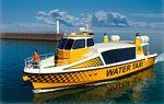 bateau à passagers in-bord
