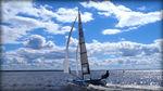 Catamaran de sport de loisir / solitaire Mystere ESPADON 16 Voile Sansoucy