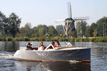 bateau traditionnel : runabout in-bord 650 yburg yachting BV