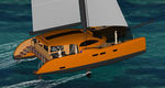 Catamaran de croisi�re (voilier, sur mesure) YOUNG 52 16m Young Yacht Design