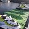 plateforme flottante / pour marina / pour extension de jet-ski / pour jet-ski