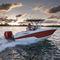 coque open hors-bord / de pêche sportive / max. 8 personnes / T-Top222 FISHERMANWellcraft